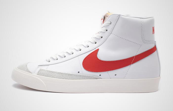 Nike Blazer Mid '77 Vintage White Rd BQ6806-600