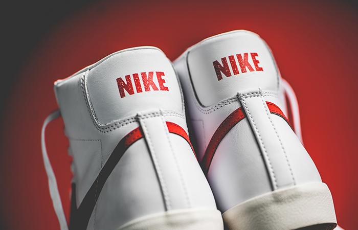 Nike Blazer Mid '77 Vintage White Re BQ6806-600