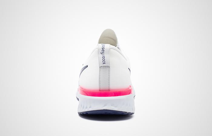 Nike Odyssey React 2 Flyknit Premium White Pnk AV2608-146