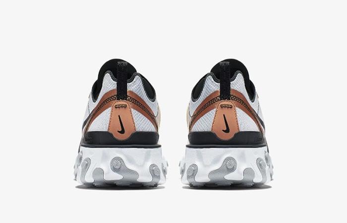 Nike React Element 55 Luci Platinum CD7627-001