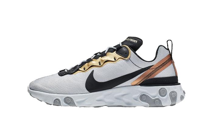 Nike React Element 55 Lucid Platinum CD7627-001 01