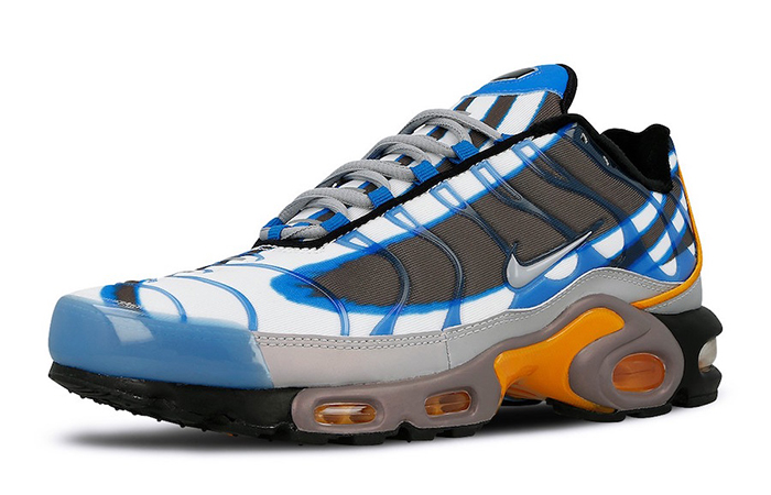 promo code d3bdf 8d756 Nike TN Air Max Plus Premium Photo Blue