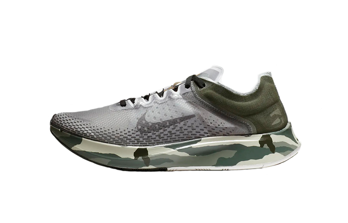 Nike Zoom Fly SP Fast Sequoia Grey AT5242-300 01