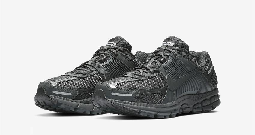 Nike Zoom Vomero 5 Triple Black BV1358 002 03