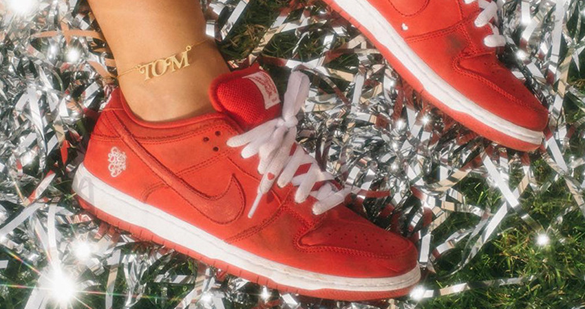 Take A Look At Verdy's The Girls Don't Cry Nike SB Dunk Low