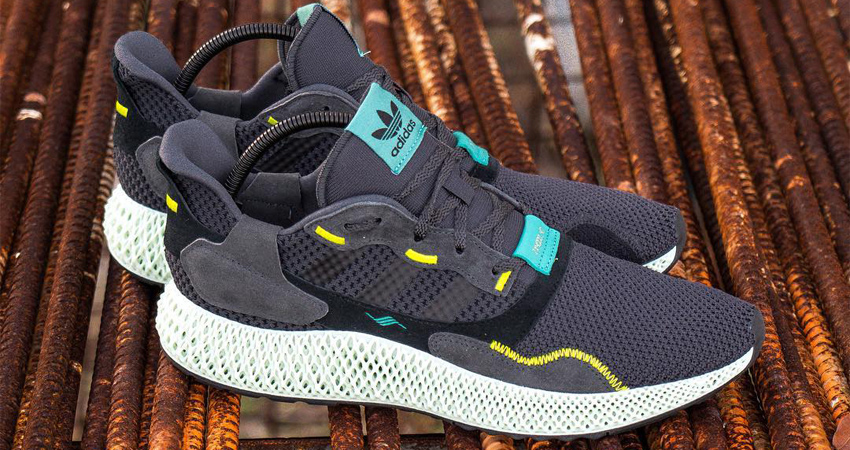 cc78181fe33e2 The adidas ZX 4000 4D Carbon Is Dropping This Spring – Fastsole