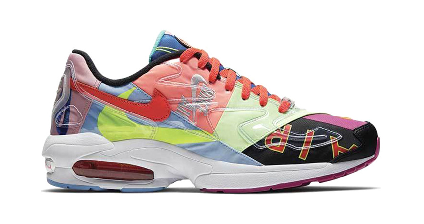 The atmos x Nike Air Max 2 Light Release Date 01