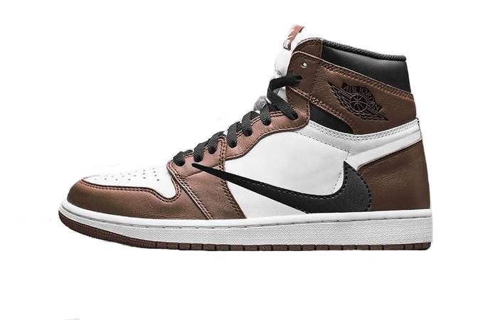 Travis Scott Air Jordan 1 Mocha CD4487-100 01