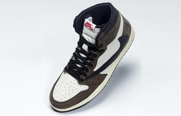 Travis Scott Air Jordn 1 Mocha CD4487-100