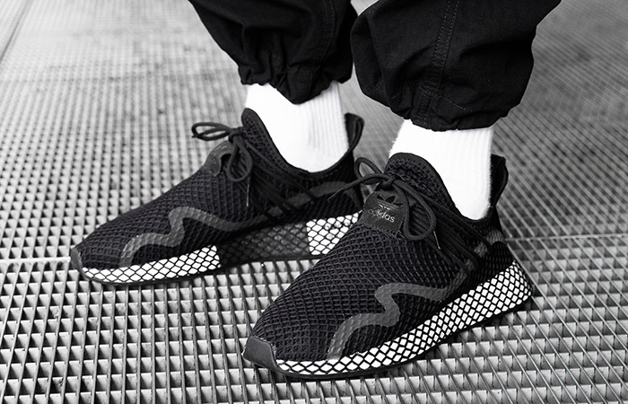 d05c5f44e8f5a ... White BD7879  adidas Deerupt S Black Wh BD7879 ...