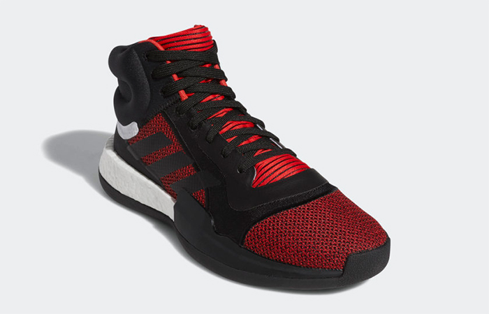 adidas Marquee Boost Blac Red G27735