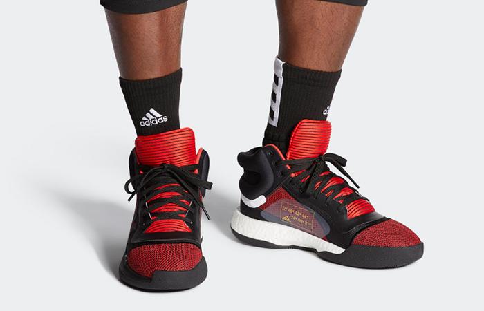 adidas Marquee Boost Black Rd G27735