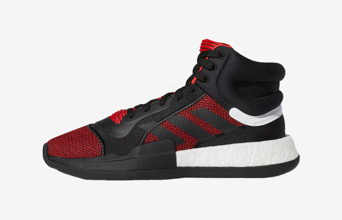 adidas Marquee Boost Black Red G27735 03