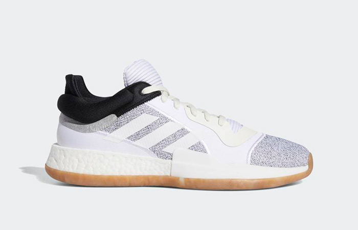 adidas Marquee Boost Lo White D96933
