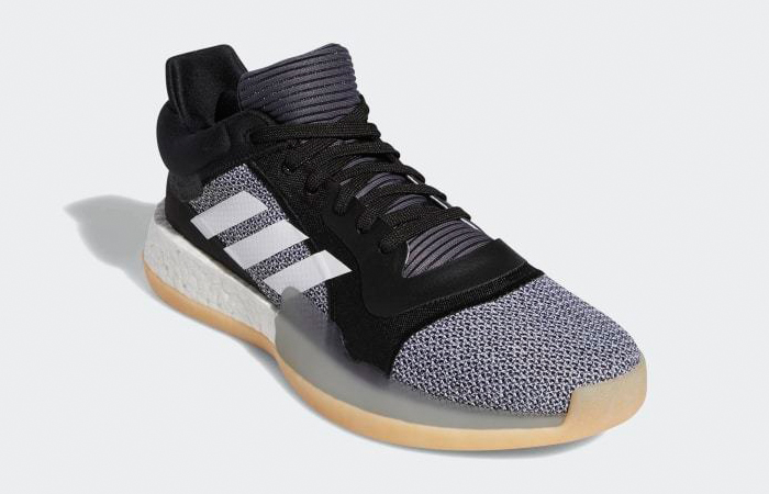 adidas Marquee Boost Low Back White D96932