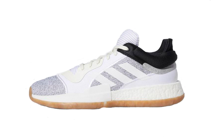 adidas Marquee Boost Low White D96933 01