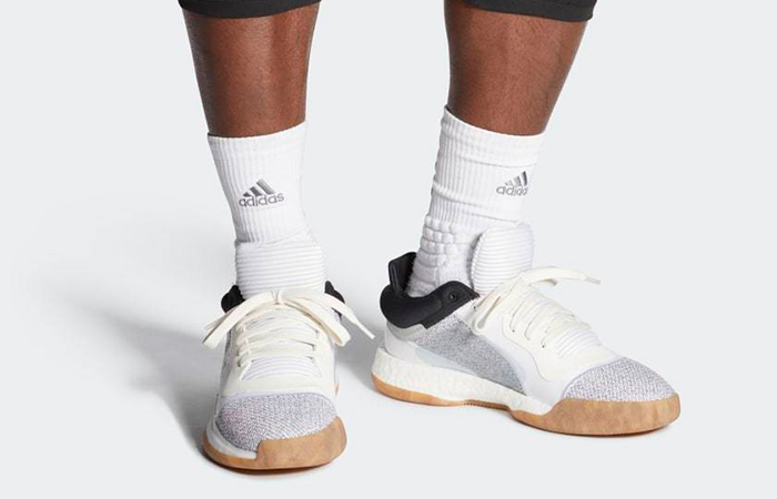 adidas Marquee Boost Low Wite D96933