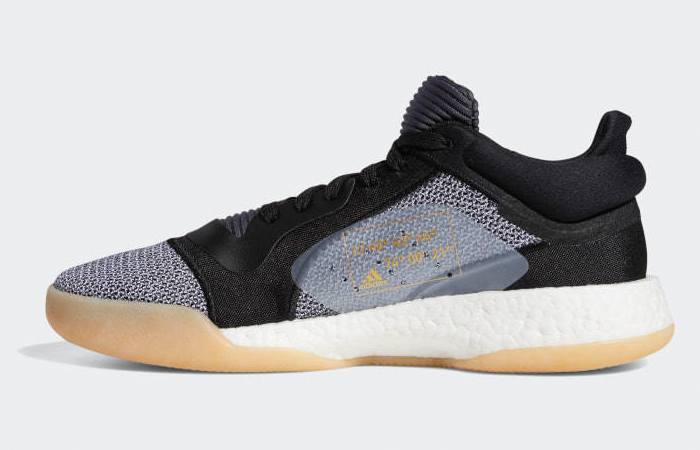adidas Marquee Boost Low lack White D96932