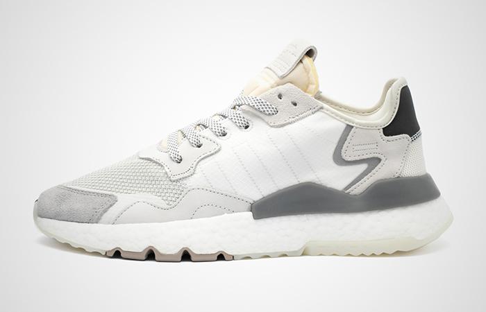 adidas Nite Jogger White Gre CG5950