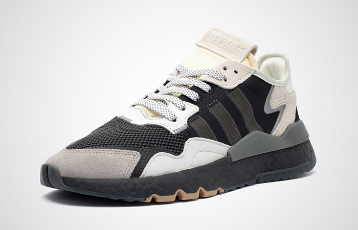 adidas Nite Jogger Black Wite BD7933 01