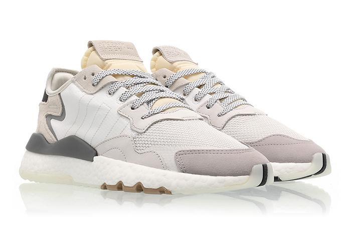 adidas Nite Jogger White Grey CG5950 03