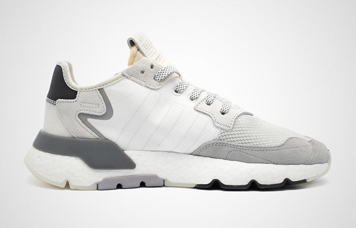 adidas Nite Jogger White Gry CG5950