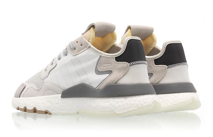 adidas Nite Jogger Whte Grey CG5950