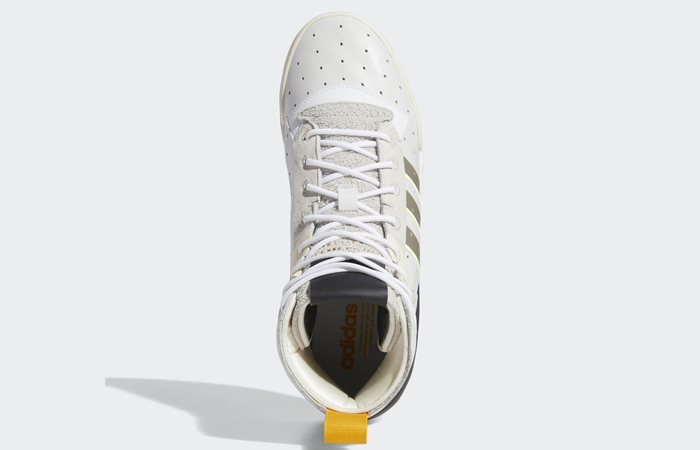 adidas Rivalry Hi Boost Cre White F34142