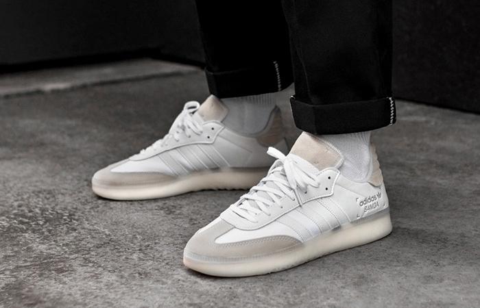 adidas Samba RM White Beige