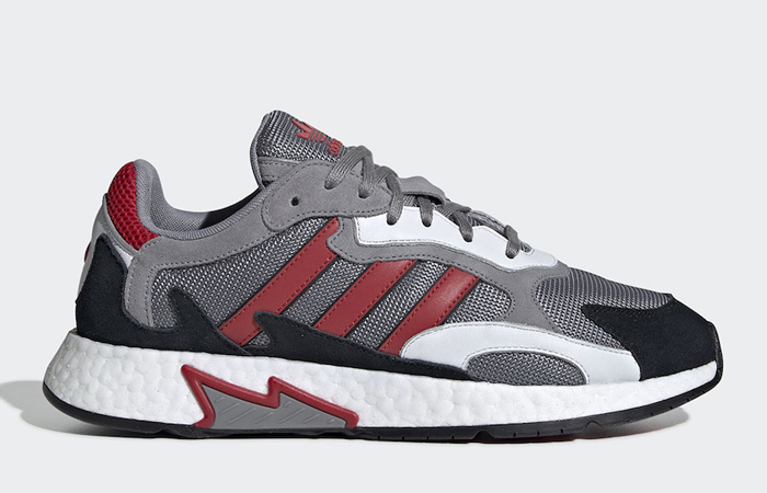 adidas TRESC Run Grey Scarlet EF0765