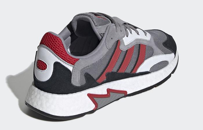 adidas TRESC Run Grey Scarlet EF0765 (1)
