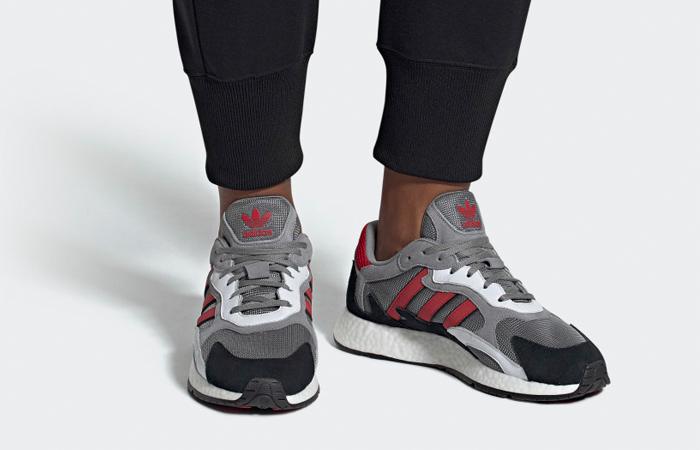 adidas TRESC Run Grey Scarlet EF0765 (3)