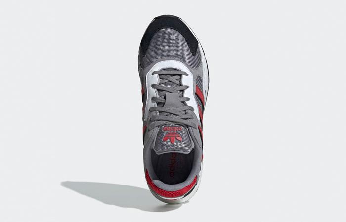 adidas TRESC Run Grey Scrlet EF0765