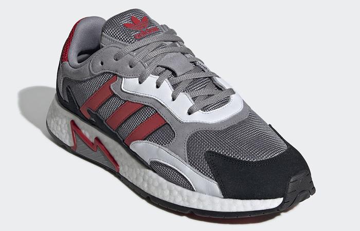 adidas TRESC Run Grey Srlet EF0765