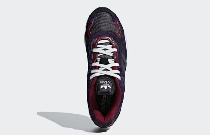adidas Temper Run Purple Blac G27921