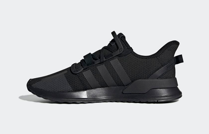 adidas U_Path Run Triple Blac G27636