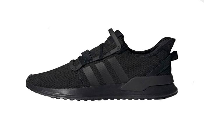 adidas U_Path Run Triple Black G27636 01