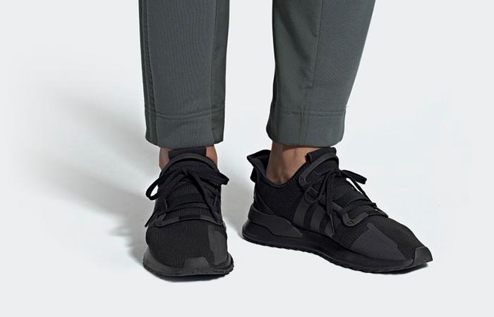 adidas U_Path Run Triple Black G27636 02