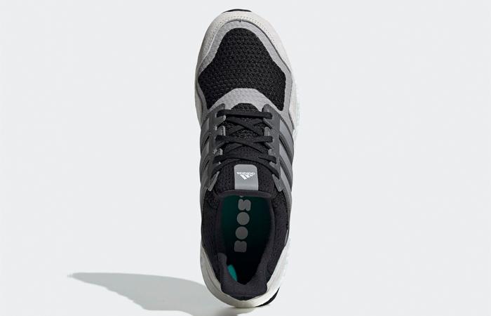 adidas UltraBOOST S&L Black Grey EF0726
