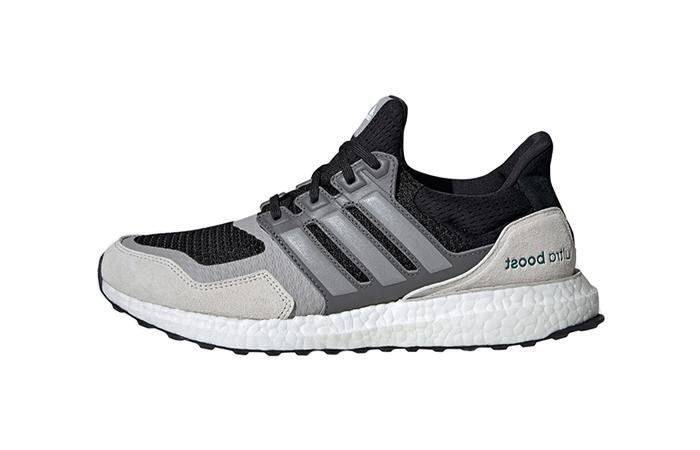 adidas UltraBOOST S&L Black Grey EF0726 01