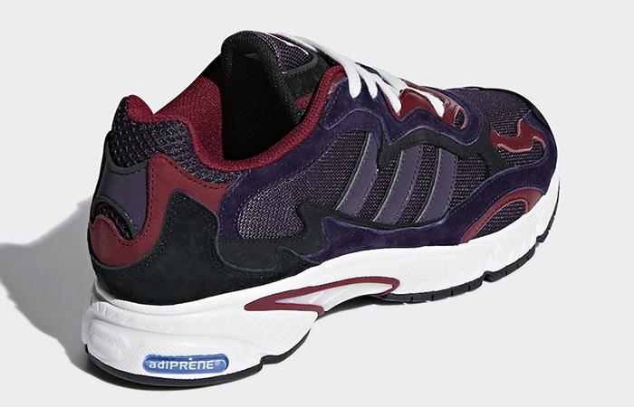 adidas Temper Run Purple Blak G27921