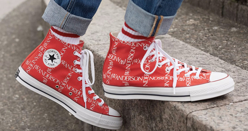 10 Exclusive Converse Collaboration You Should Not Mis