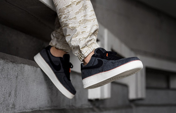 Air Force 1 Low 3x1 Denim Black
