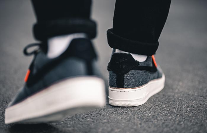3x1 Nike Air Force Denim Black 905345-006