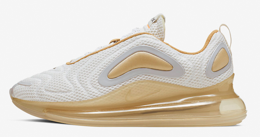 """A New Nike Air Max 720 Coming In A """"Pale Vanilla"""" Look 02"""