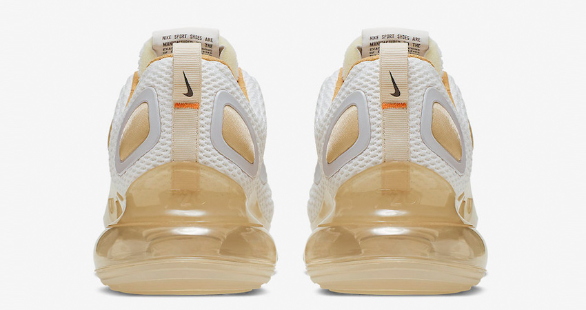"""A New Nike Air Max 720 Coming In A """"Pale Vanilla"""" Look 03"""