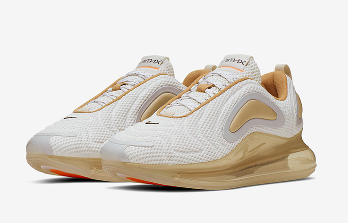 "A New Nike Air Max 720 Coming In A ""Pale Vanilla"" Look ft"
