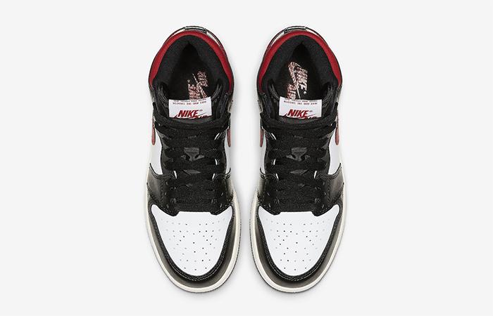 Air Jordan 1 High Gym Red 555088-061
