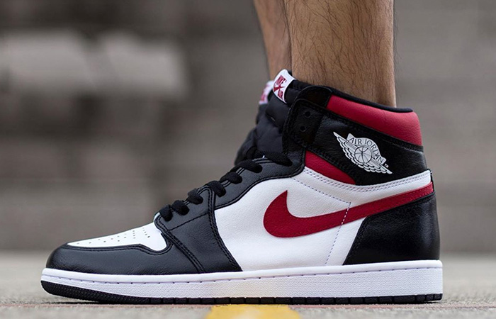 Air Jordan 1 High OG Gym Red 555088-061 03
