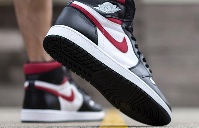 Air Jordan 1 High OG Gym Red 555088-061